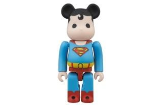 Superman x Medicom Toy 100% Bearbrick