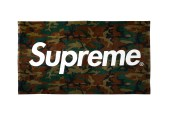 Supreme Camo Beach Towel