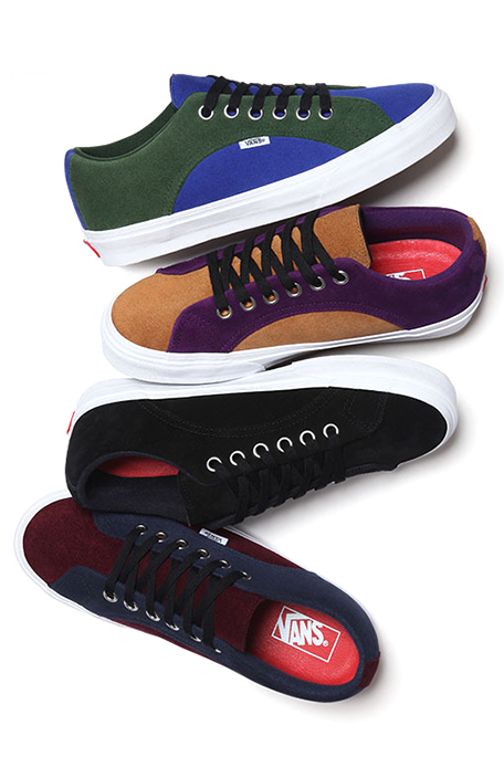 Supreme x Vans #86 Lampin Collection