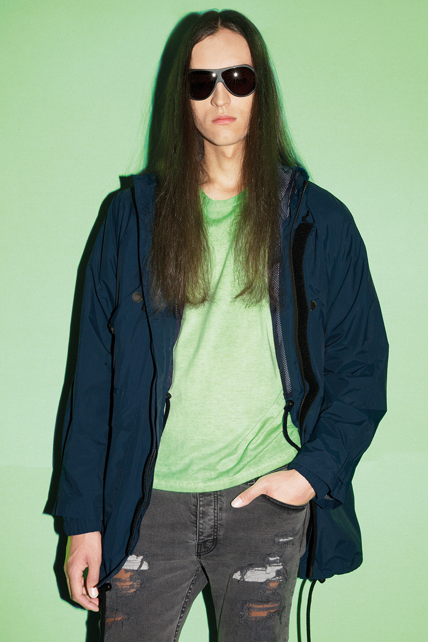 Surface to Air 2014 Spring/Summer Lookbook