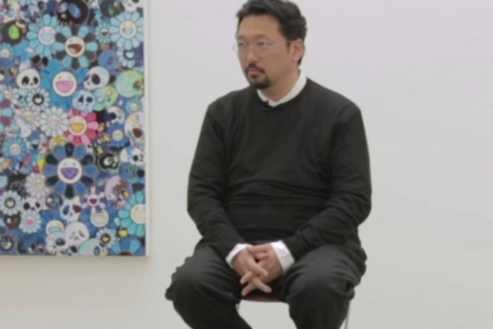 Takashi Murakami Discusses Art, Humanity and Spirituality