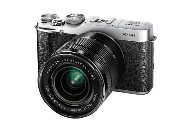 fujifilm x m1 camera