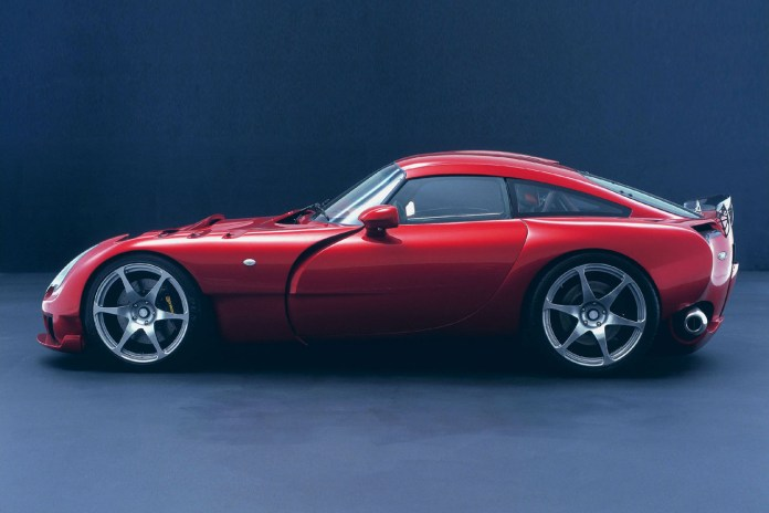 The Return of the TVR Sagaris
