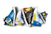 The Simpsons x Converse Chuck Taylor All Star Collection