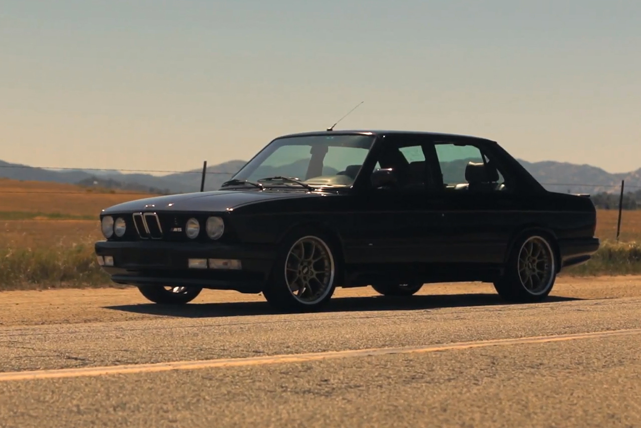 """The """"Unassuming and Unfaltering"""" BMW M5"""