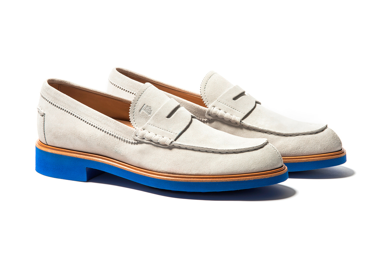 tods 2014 spring summer moccasin