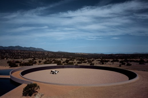 Tom Ford's New Mexico Ranch by Tadao Ando