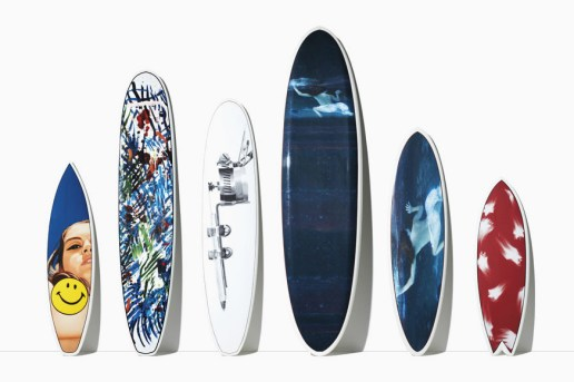 Tommy Hilfiger Surf Shack Boards Collection