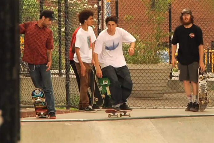 Transworld Spends One Day with 5boro in NYC