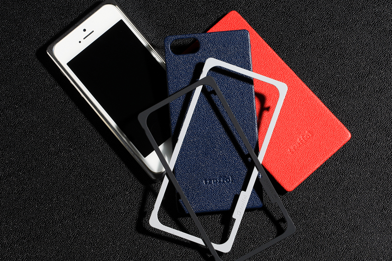 "truffol iPhone 5 ""Signature"" Case Collection"