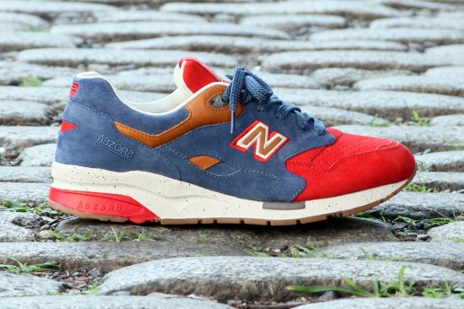 "UBIQ x New Balance 1600 ""The Benjamin"""