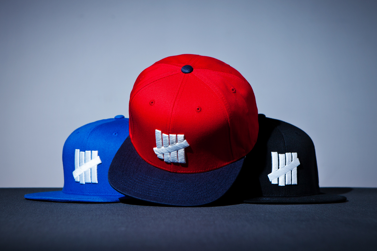 Undefeated 2013 Spring/Summer Headwear Collection