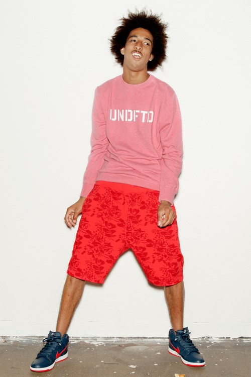Undefeated 2013 Summer Lookbook featuring Taco