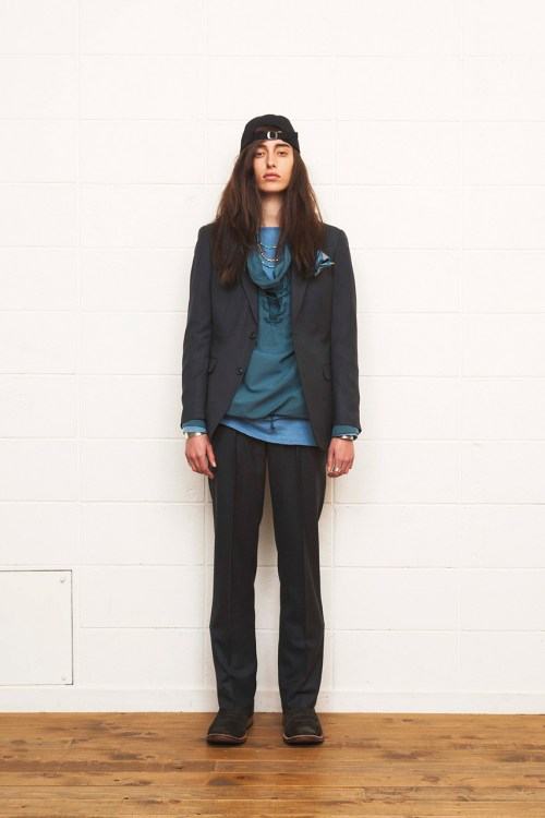 UNUSED 2013 Spring/Summer Lookbook