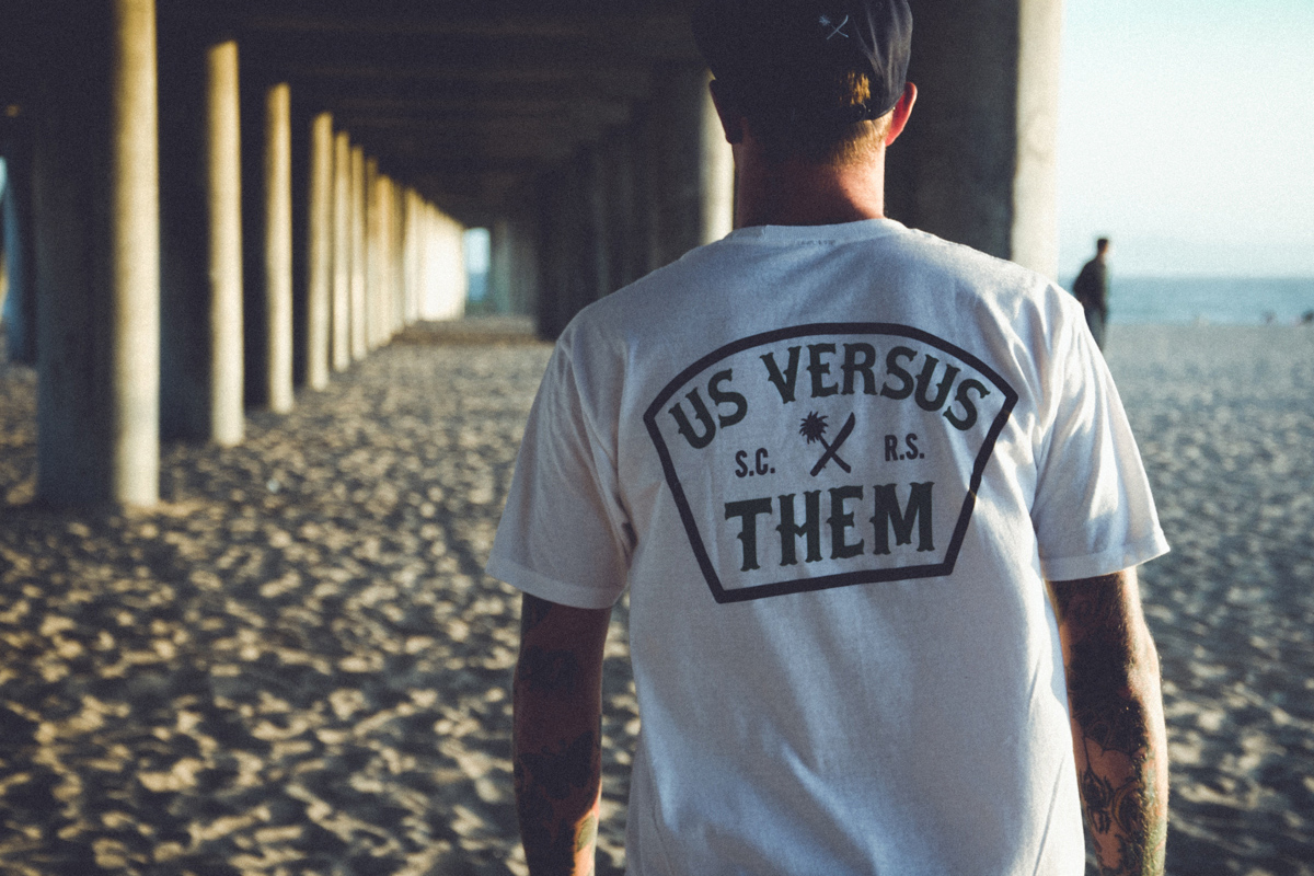 Us Versus Them 2013 Summer Capsule Collection