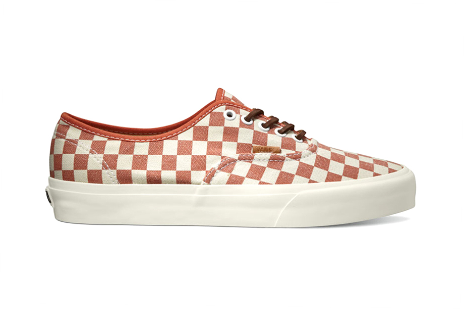 "Vans California 2013 Fall Authentic CA ""Checker"" Pack"