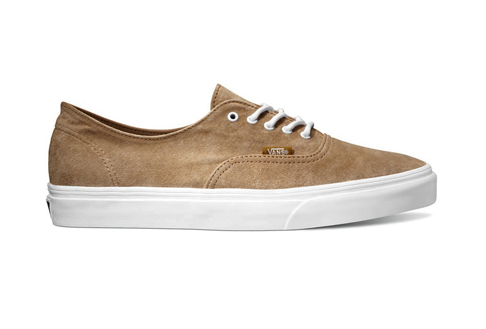 "Vans California 2013 Fall Authentic Decon CA ""Buck"" Pack"