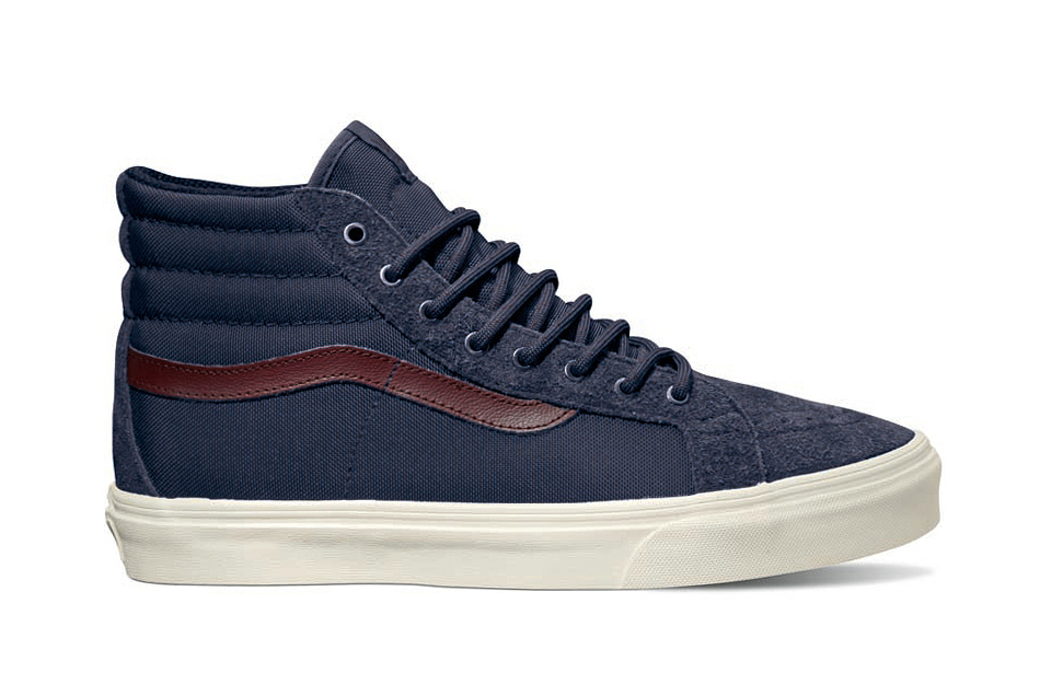vans california 2013 fall sk8 hi reissue desert suede pack