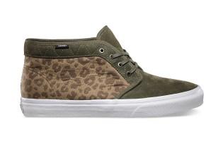 "Vans California Chukka Boot CA ""Leopard Camo"""
