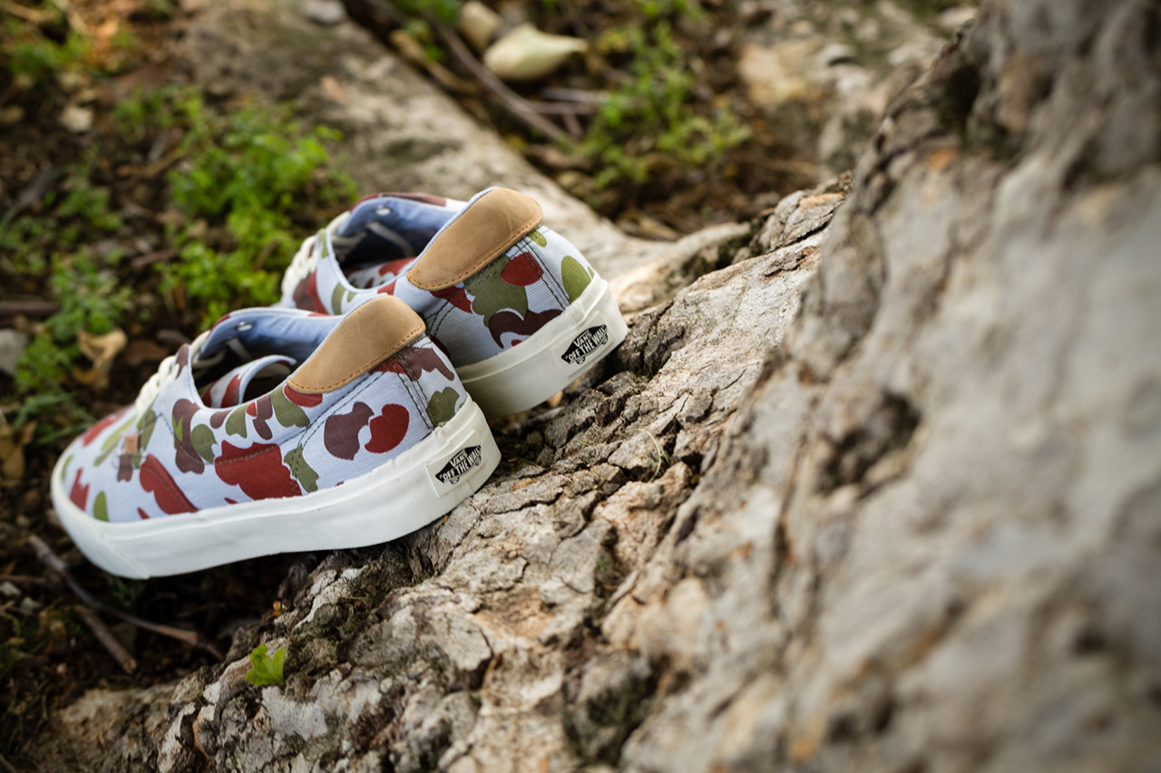 "Vans California Era 59 CA ""Camo Suiting"""