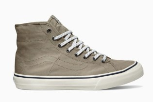 Vans California Fall 2013 Sk8-Hi Binding CA Twill Pack