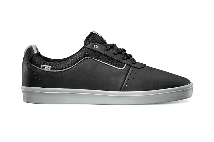 "Vans LXVI 2013 Fall ""Black & Mirage Gray"" Pack"