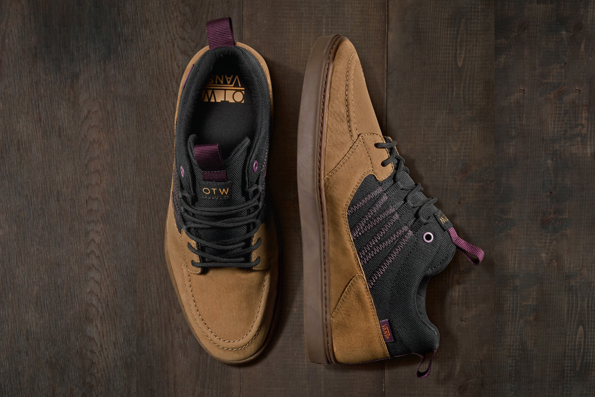 Vans OTW 2013 Fall Winslow