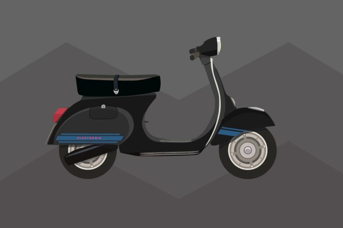 VESPALOGY: A Look Back at 70 Years of the Vespa