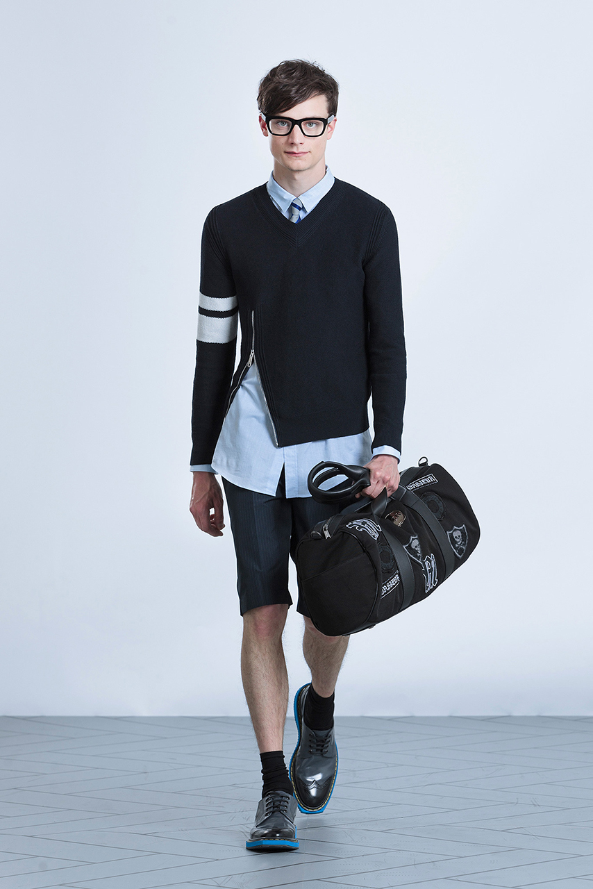 viktor rolf monsieur 2014 spring summer collection