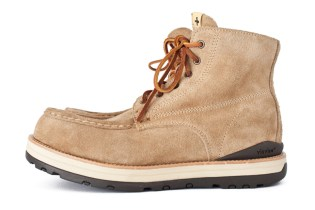 visvim 2013 Spring/Summer 7-HOLE MOC TOE *F.I.L. EXCLUSIVE