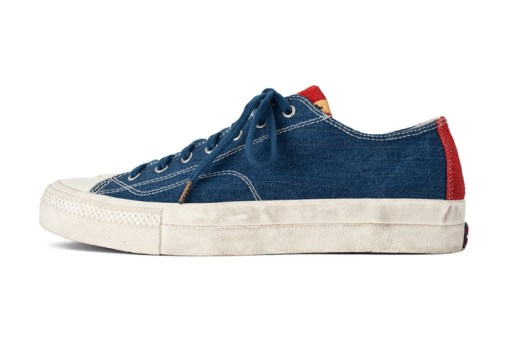 visvim SKAGWAY LO DENIM *F.I.L. EXCLUSIVE