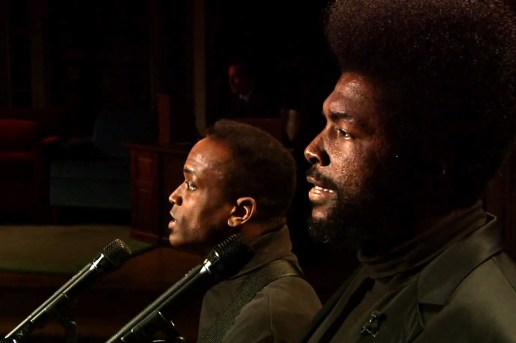 "Watch The Roots Cover Daft Punk's ""Get Lucky"" and Rap Over the 'Super Mario Bros.' Theme"