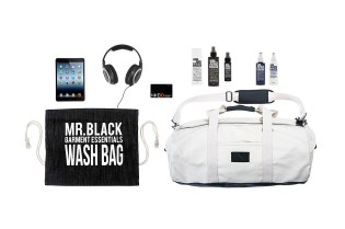 Winner Announcement! Win a Prize Pack from Mr. Black!