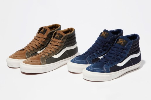 WTAPS x Vans Vault 2013 Fall Collection - A Closer Look