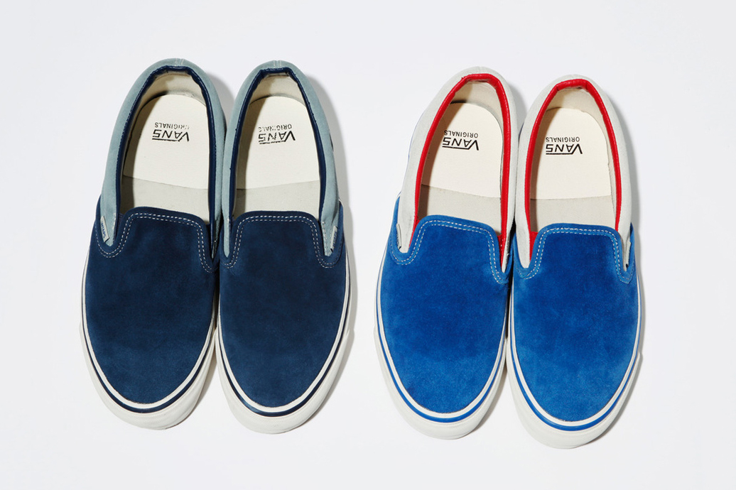 wtaps x vans vault 2013 fall collection a closer look