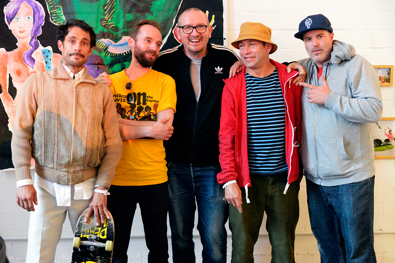 15 years of gonz and adidas exhibition recap