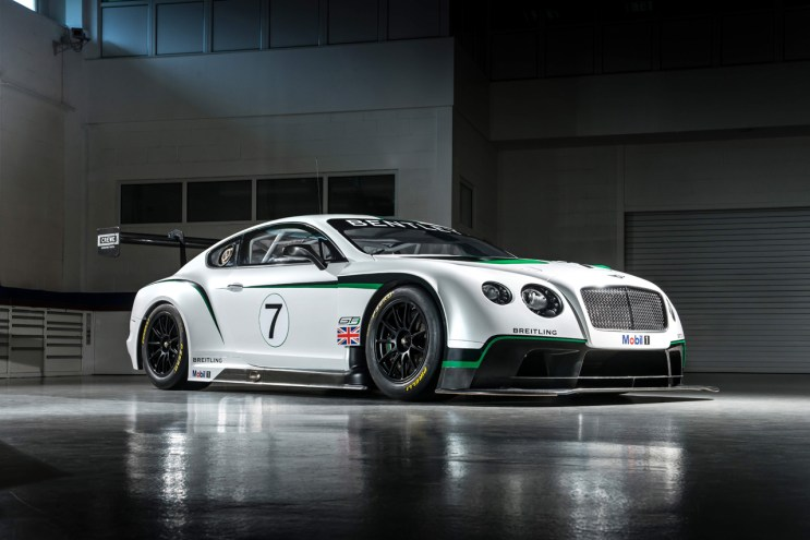 2014 Bentley Continental GT3