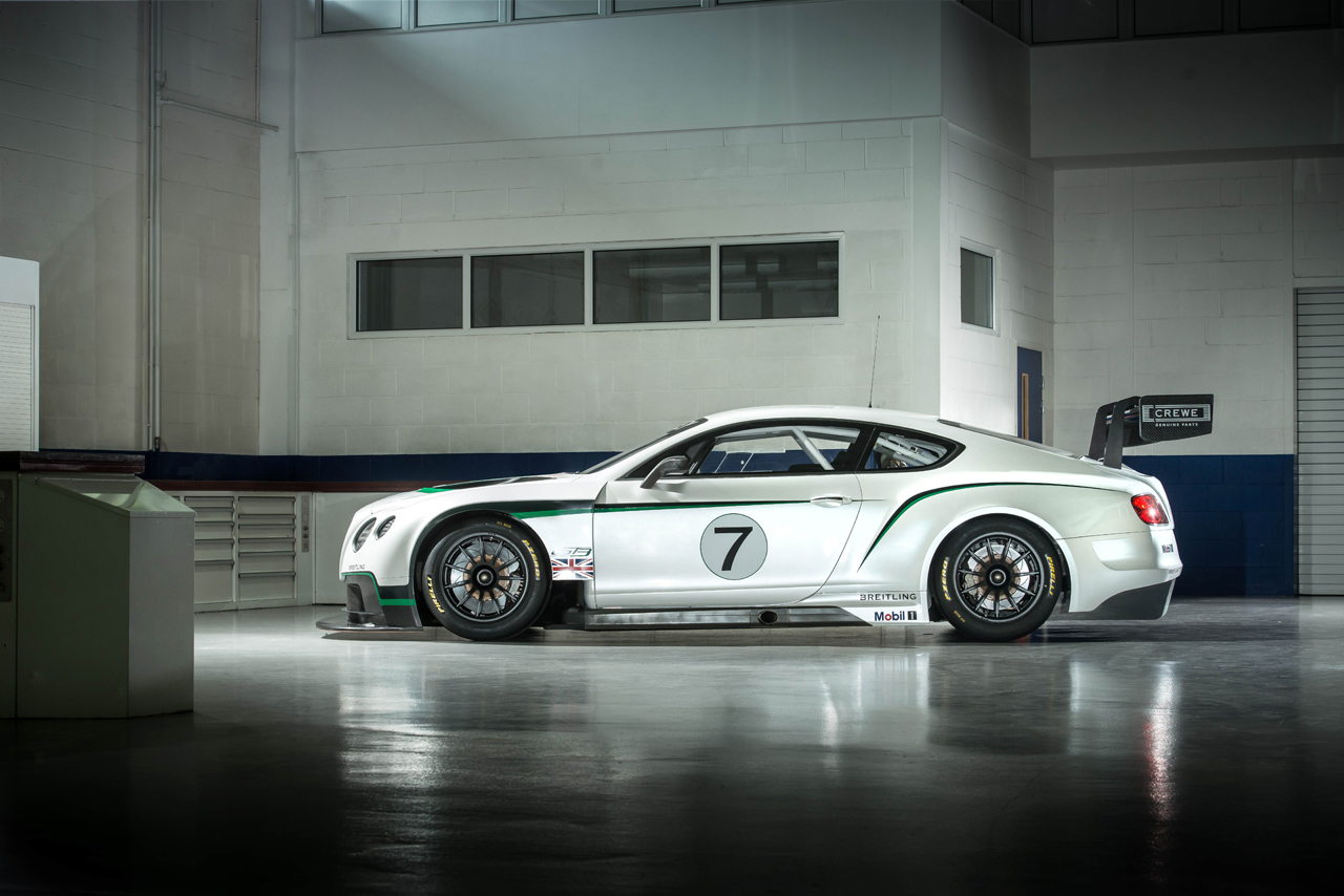 2014 Bentley Continental GT3