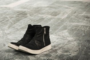 John Varvatos 315 Mac Double Zip Sneaker