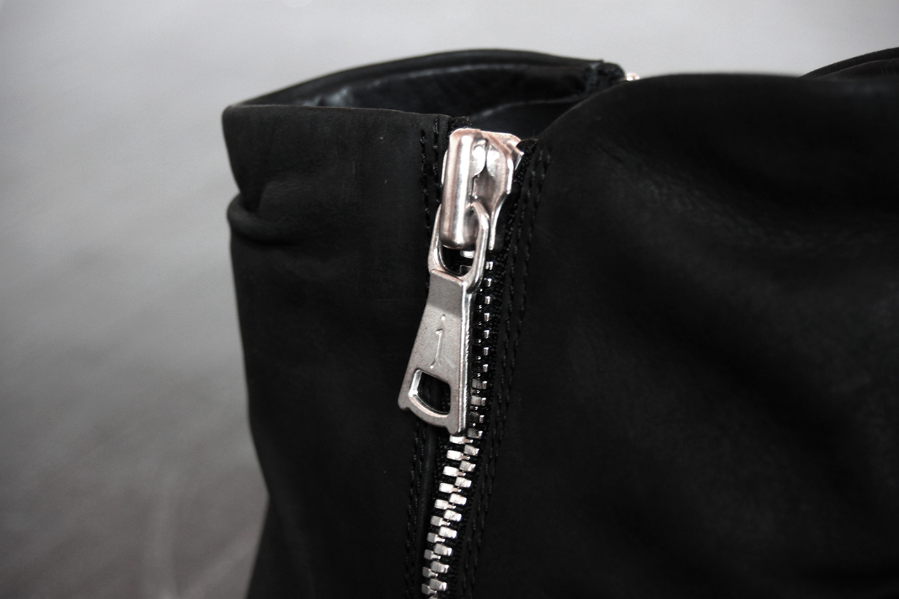 John Varvatos 315 Mac Double Zip Sneaker