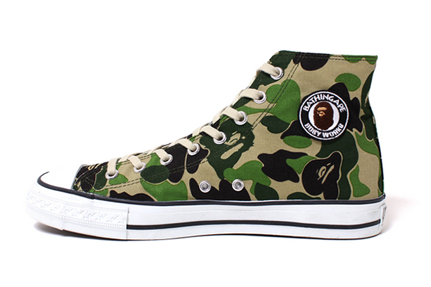 a bathing ape abc canvas ape sta hi