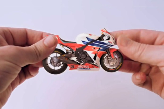 A Brief History of Honda in Miniature | Video