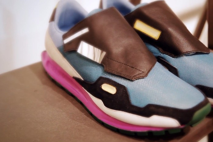 A Further Look at the Raf Simons for adidas 2014 Spring/Summer Collection | Video