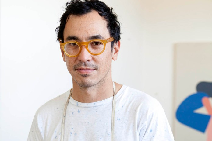 A Look Inside Geoff McFetridge's Studio