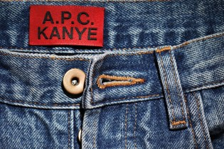 A.P.C. Kanye Capsule Collection