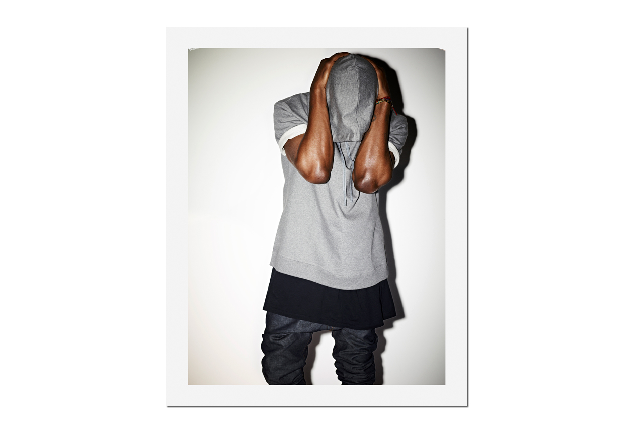 A.P.C.'s Jean Touitou on the Kanye West Collaboration