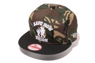 "AAPE by A Bathing Ape 2013 ""Camo Scout"" Collection"