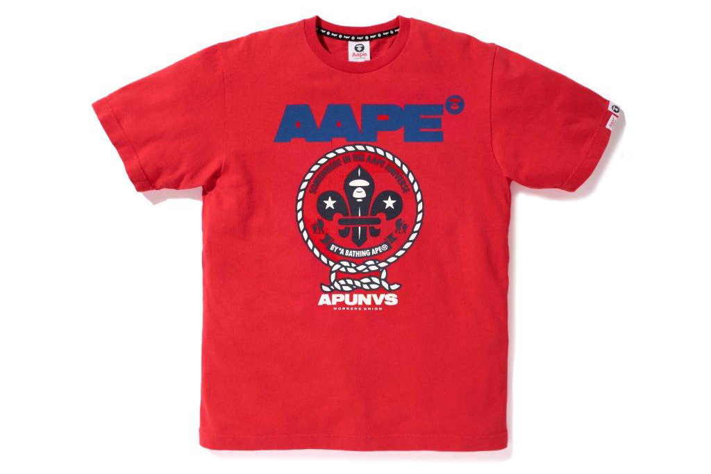 """AAPE by A Bathing Ape 2013 """"Camo Scout"""" Collection"""
