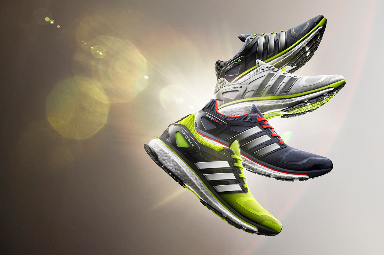 adidas 2013 Fall/Winter BOOST Collection