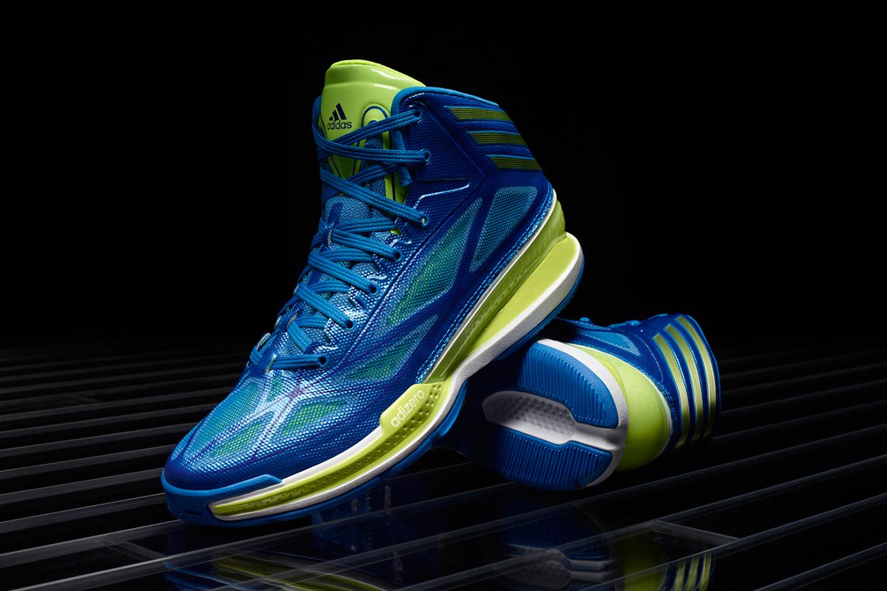 adidas Basketball Unveils Crazy Light 3